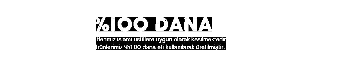 100% Dana